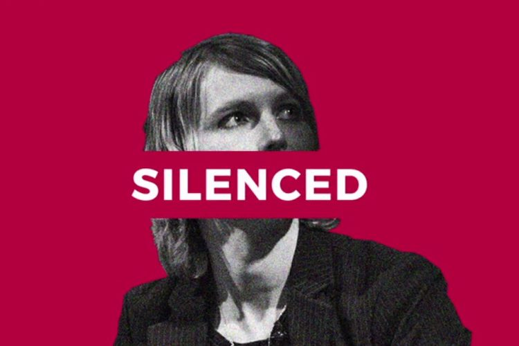 Chelsea Manning - image courtesy Think Inc